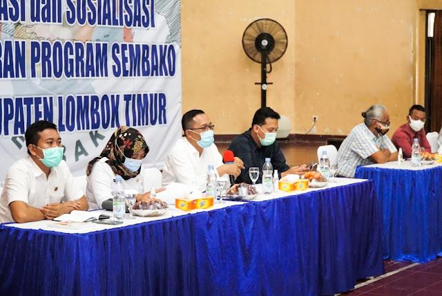 Program Sembako wajib dijalankan sesuai rekomendasi Ombudsman