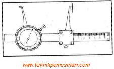 alat ukur diameter dalam lubang
