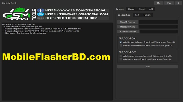 Download GSM Social Tool V8.0 Latest Update Free For All User By Jonaki Telecom