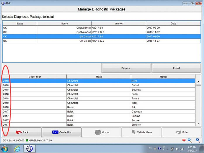 GM MDI Manager 8 3 103 39 Download + Install for GM MDI GDS2