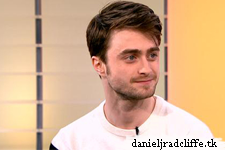 Updated: Daniel Radcliffe on The Couch
