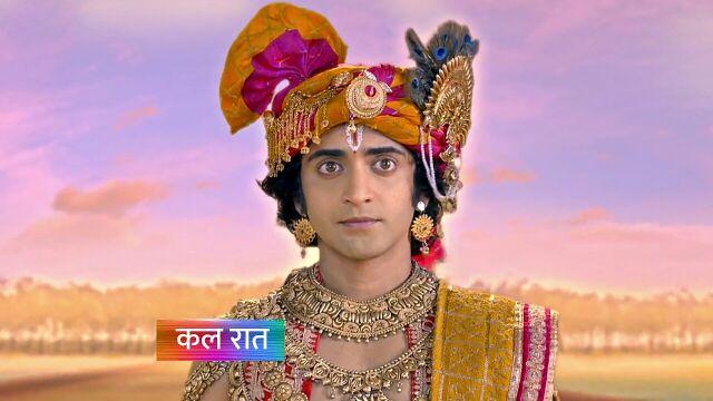 Radha Krishn: Krishna - Arjun Gatha S3 E04 03Nov full Episode