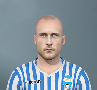 PES 2020 Faces Filippo Costa by The White Demon