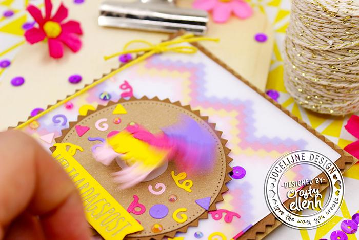 #Jocelijne #Carlijndesign #Jocelijnedesign #handmadecard #cardmaking #stamping #friendshipcard birthdaycard #crittercard #cardideas #letspartydieset #handmade #dieset #paperart #hobby #papierkunst #dutchcardmaker #cloud9crafts #doeading #scrapenco #noorenzo  #actionwobble #interactivecard