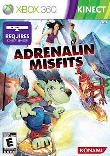 Adrenalin Misfits (X-BOX 360) 2010
