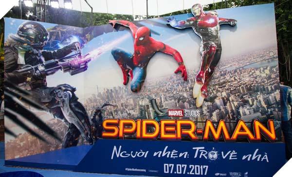 Người Nhện: Về Nhà - SpiderMan: Homecoming (2017)