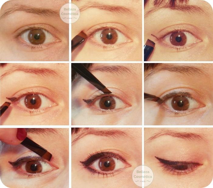 eyeliner rabillo para torpes facil