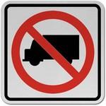 no truck in spanish