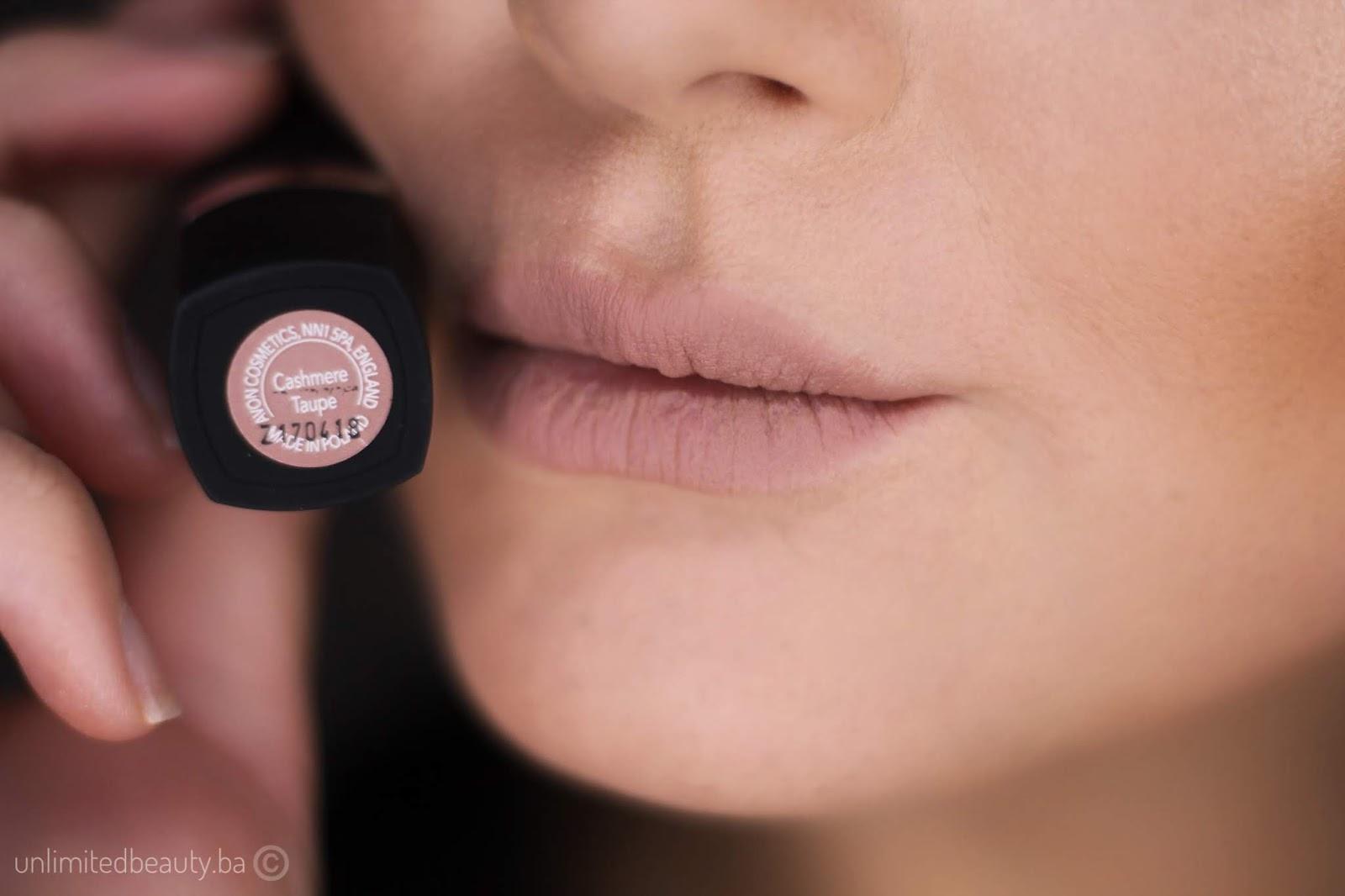 Avon True Delicate Matte Lipstick Collection Unlimited Beauty