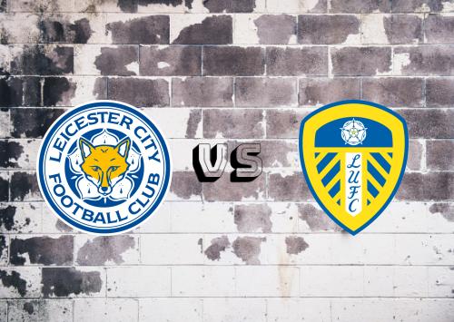 Leicester City vs Leeds United  Resumen y Partido Completo