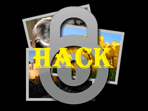 Hack Android Secure Gallery App Password