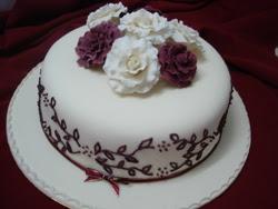 Strawberry Cake Ising