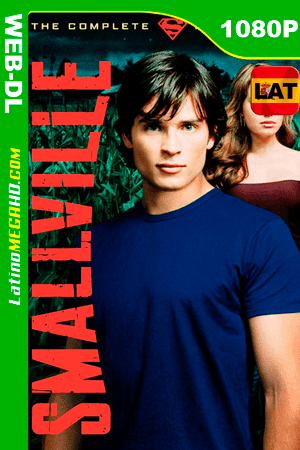 Smallville (Serie de TV) Temporada 4 (2004) Latino HD WEB-DL 1080P - 2004