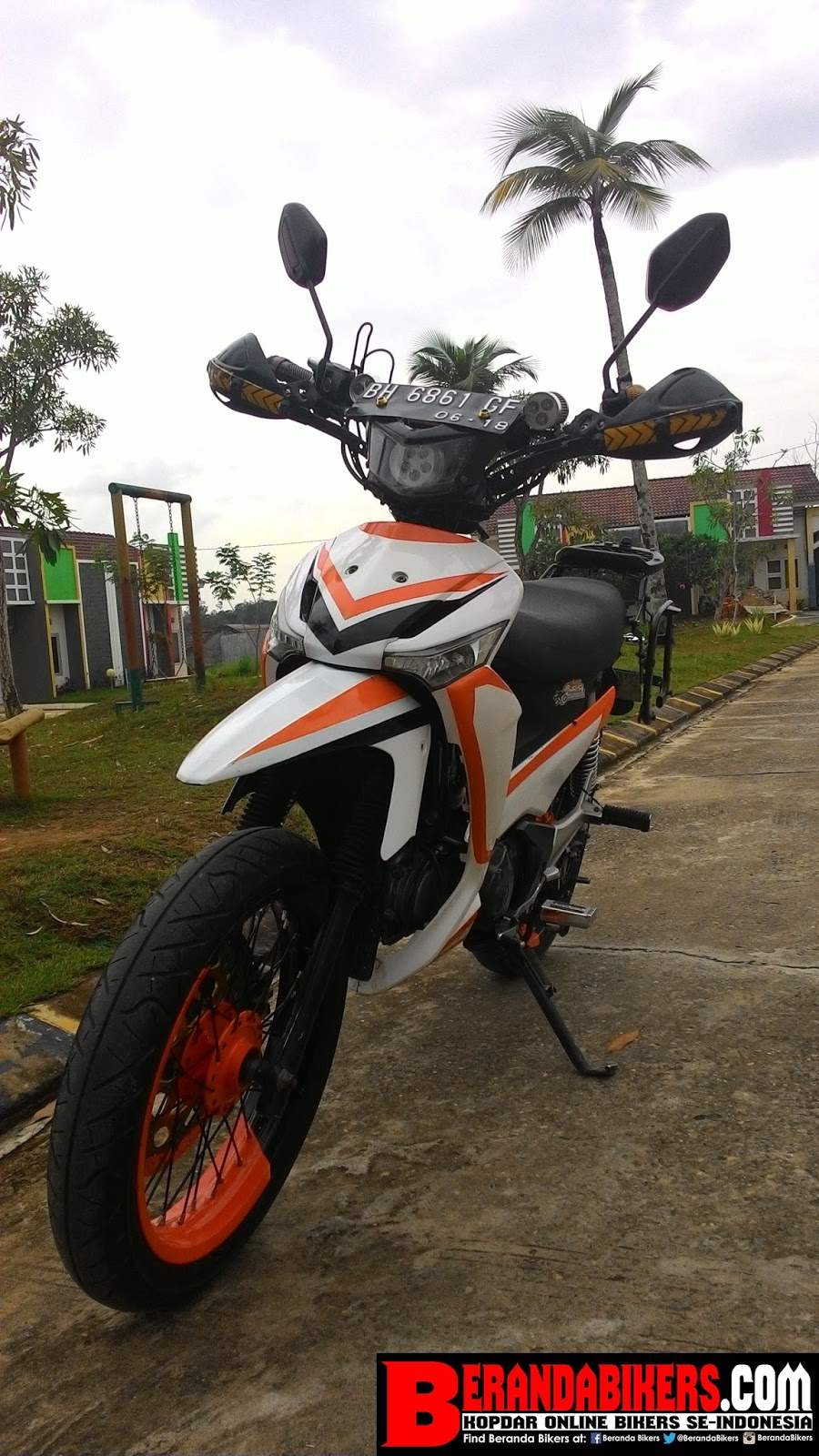 BerandaBikerscom Kopdar Online Bikers Indonesia Modifikasi