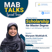 Maryam Muthiah MAB Talks