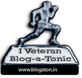 I am a Blog-a-Ton Veteran