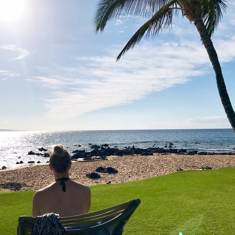 Mana Kai Maui, Keawakapu Beach