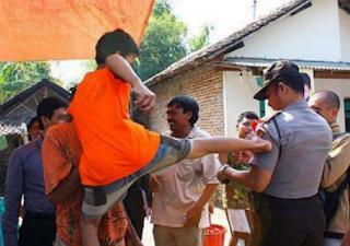 Anak Indigo Mengobati orang yang sakit