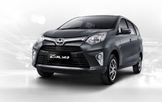 Harga di Pontianak Toyota Calya Gray Metallic