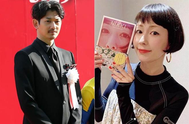 Tài tử Nhật Bản giải thích vụ qua đêm với người đẹp 20 tuổi