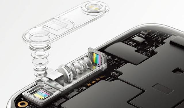 Optical Zoom 5x Oppo kamera