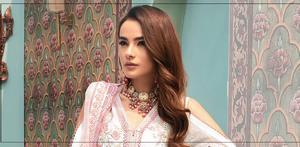 Noor by Saadia Asad | Chikankari Collection 2021