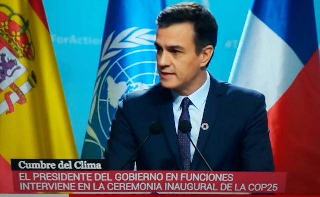 Arranca la primera jornada de la COP25 en Madrid