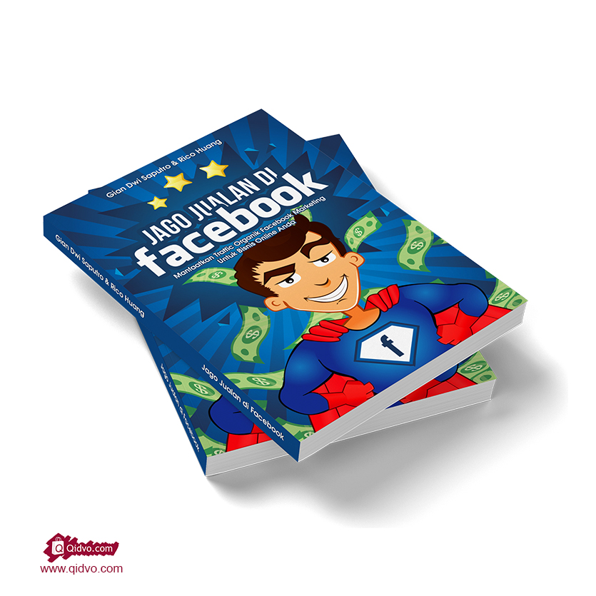 Buku Jago Jualan di Facebook dari Rico Huang | Cara Jualan di Facebook