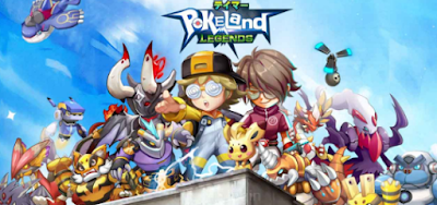Download Game Pokeland Lagends v1.2 Apk