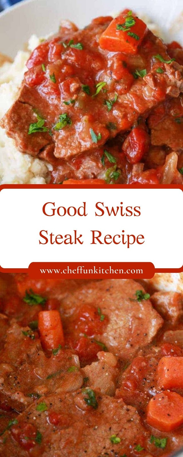 Good Swiss Steak Recipe