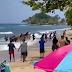 Video: Guardia costera de Puerto Rico corretean dominicanos que llegaron en viaje en yola.