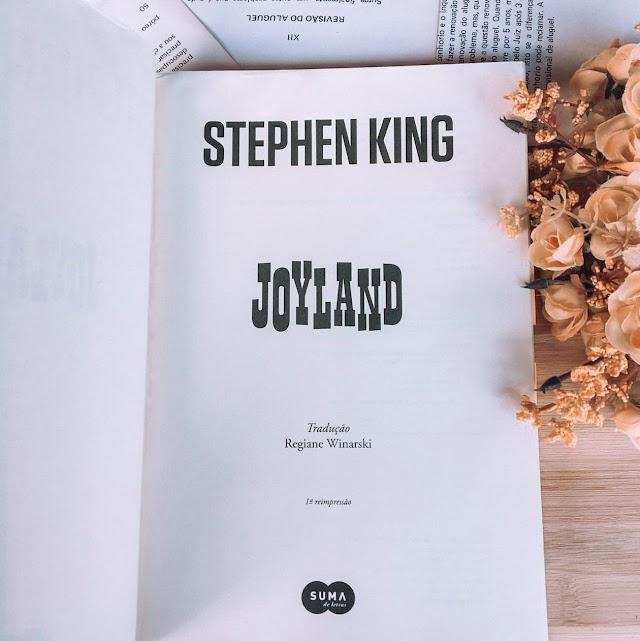 5 Motivos Para Ler: Joyland
