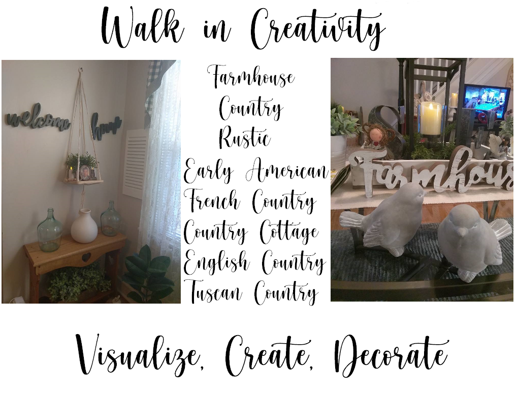 Walk in Creativity