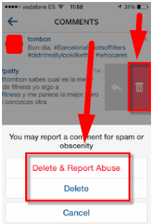 How to Delete Comments or Captions on Instagram