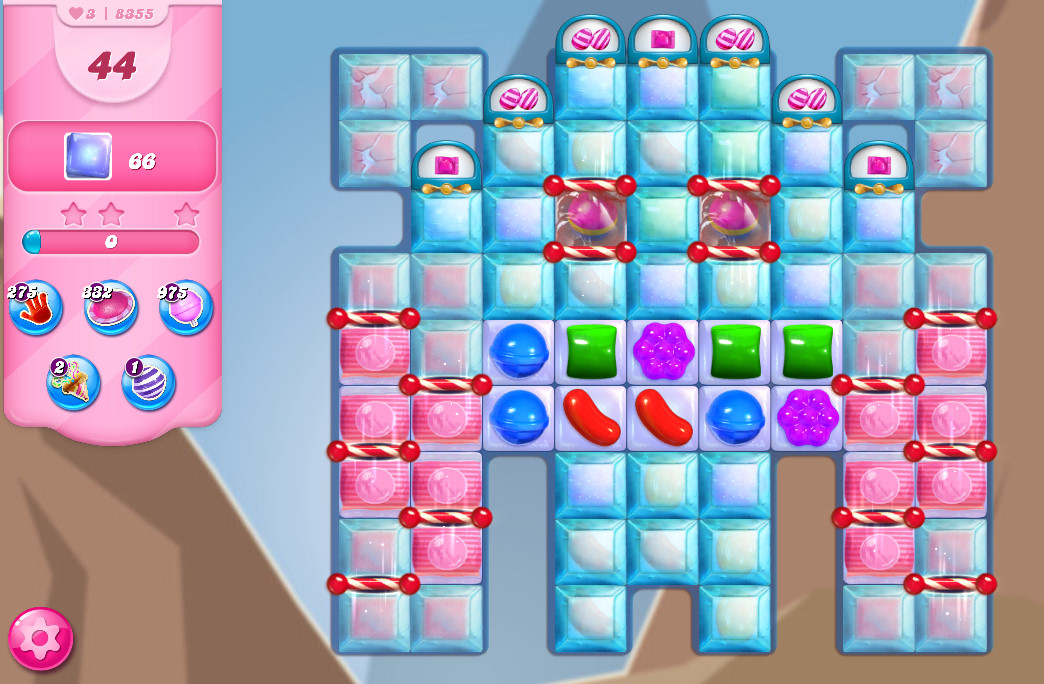 Candy Crush Saga level 8355