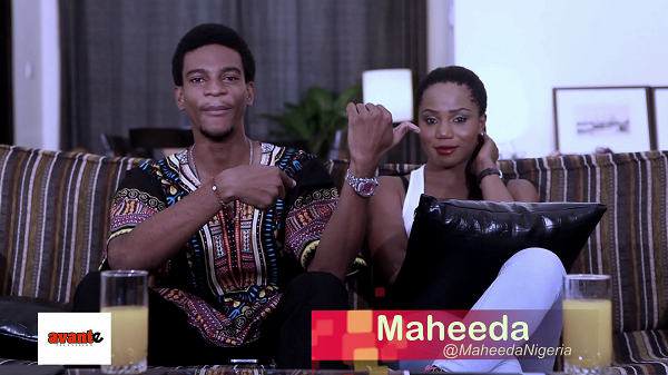 VIDEO : Avante TV Maheeda's Interview on 'The Scene'