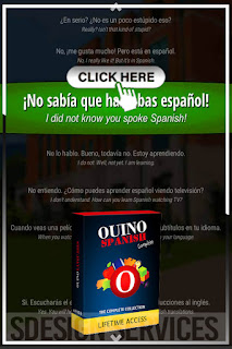 Learn Spanish with OUINO: The Complete Expanded Edition v3 | Lifetime Access (for PC, Mac, iOS, Android, Chromebook)