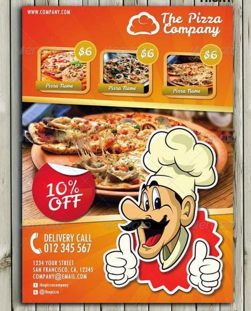 Iklan Makanan Logo 7926518 Academia Salamanca Info