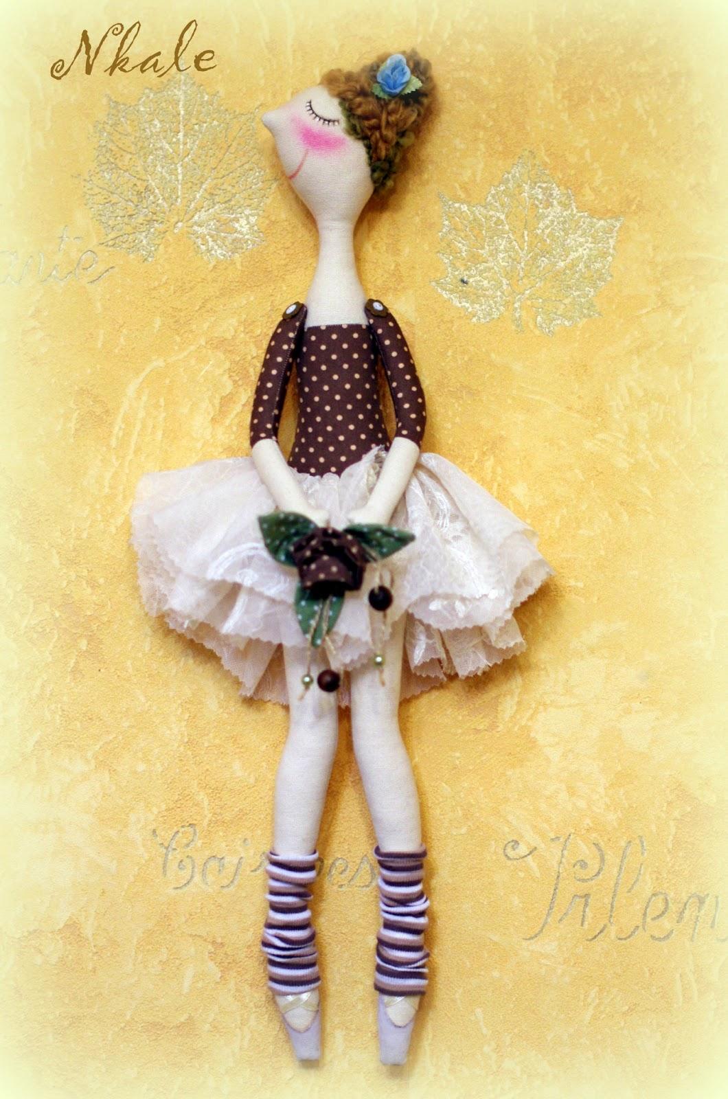 Шитье мастер класс челябинск кукла nkale  #2