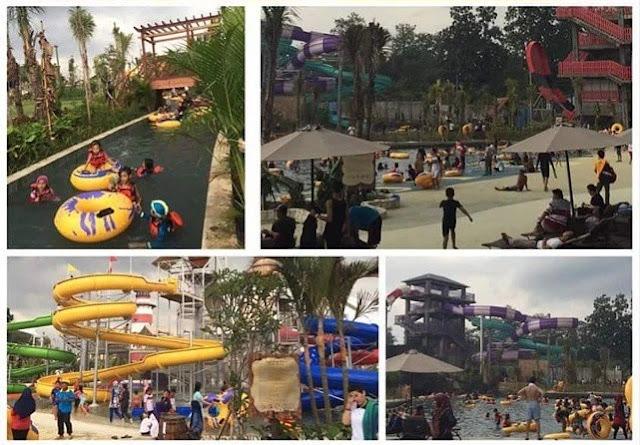 Wahana Jogja Bay Waterpark