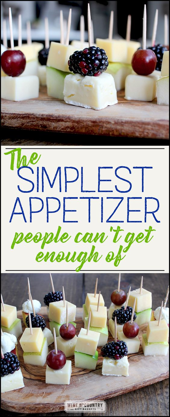 Easy-peasy, cheesy, and everyone likes it! Win-win! #appetizer