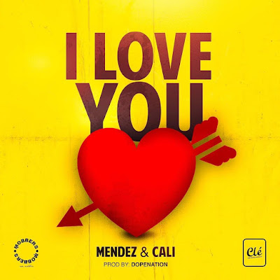 Mendez - I Love You (Feat. Cali)