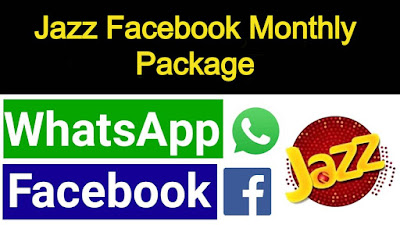 Jazz Facebook Monthly Package