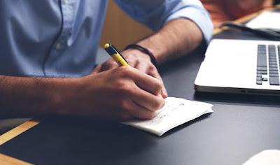 tips menulis