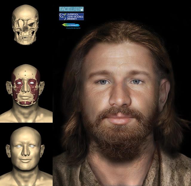 Revealing the face of Tudor Dublin