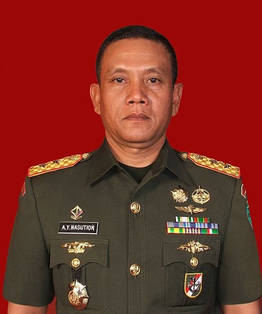 Letjen (Purn) AY Nasution Dikenal Disiplin Salat, Mengaji hingga Olahraga