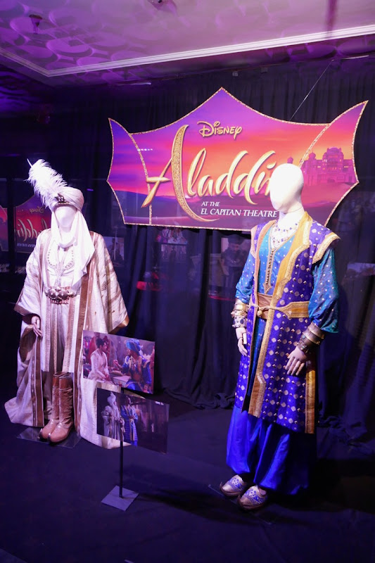 Aladdin film costumes