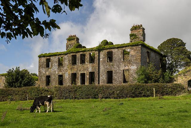 Mount Massy House. County Cork, Ireland