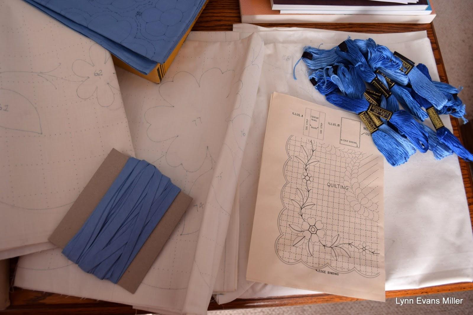 Quilts Vintage And Antique Bucilla Applique Quilt Kit