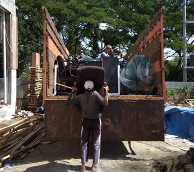 Sewa Truk Fuso Ekspedisi Jakarta Samarinda